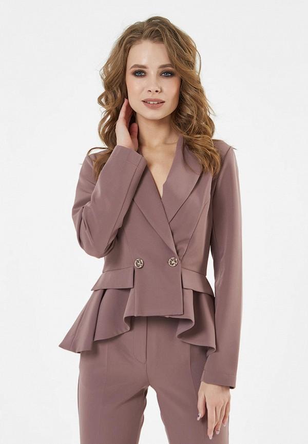 Irma Dressy | Женский коричневый костюм Irma Dressy | Clouty