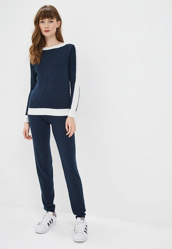 Conso Wear | Женский синий костюм Conso Wear | Clouty