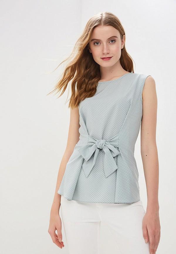 Shovsvaro | зеленый Женская зеленая блуза Shovsvaro | Clouty