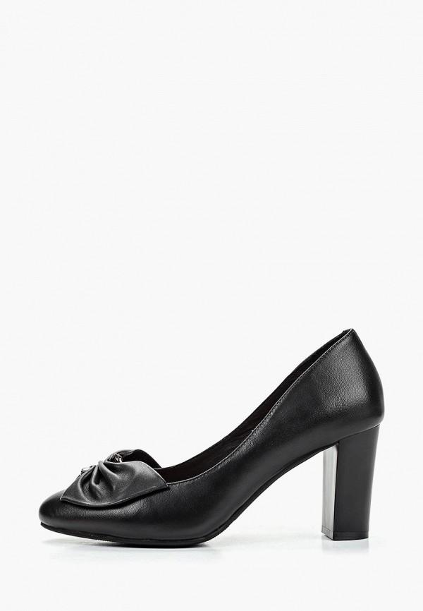 Pierre Cardin | черный Туфли Pierre Cardin | Clouty