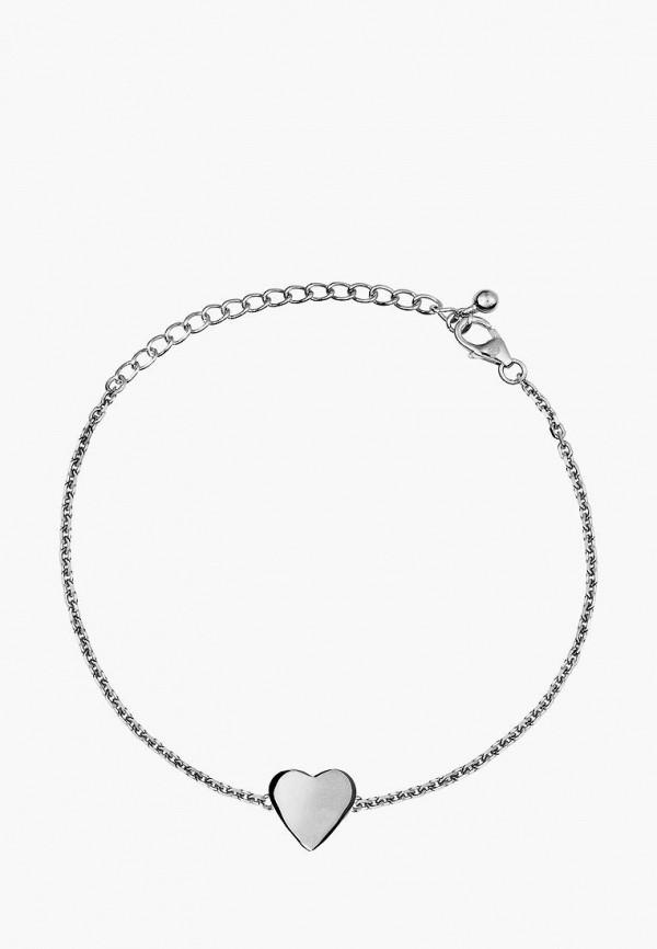 Wanna?Be! | Женский серебряный браслет Wanna?Be! | Clouty