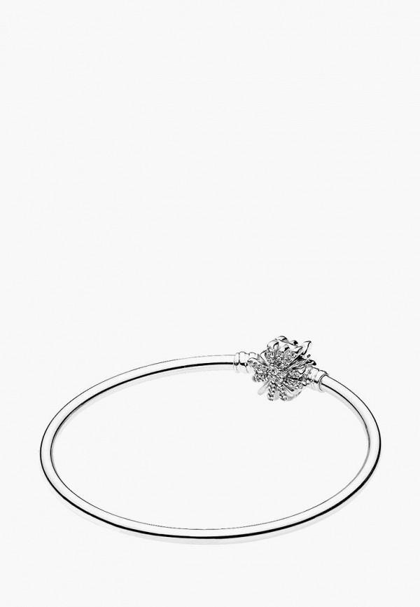 PANDORA   Женский серебряный браслет PANDORA   Clouty