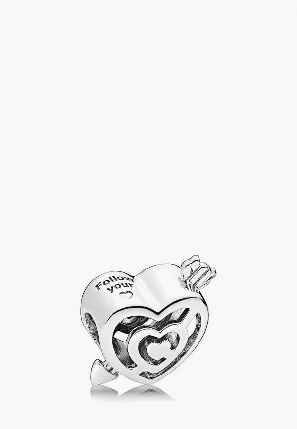 PANDORA | серебряный Шарм Pandora | Clouty
