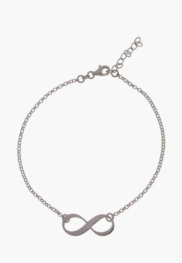 Серебряная Венеция   Женский серебряный браслет на ногу Серебряная Венеция   Clouty