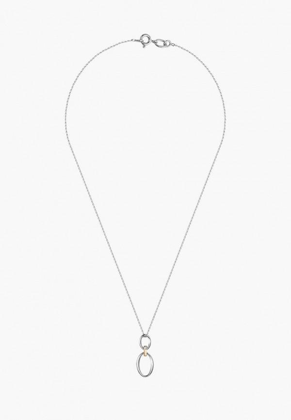 Алькор | золотой, серебряный Женское колье Алькор | Clouty