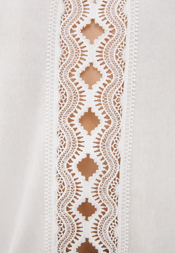 NAF NAF | белый Пуловер Naf | Clouty