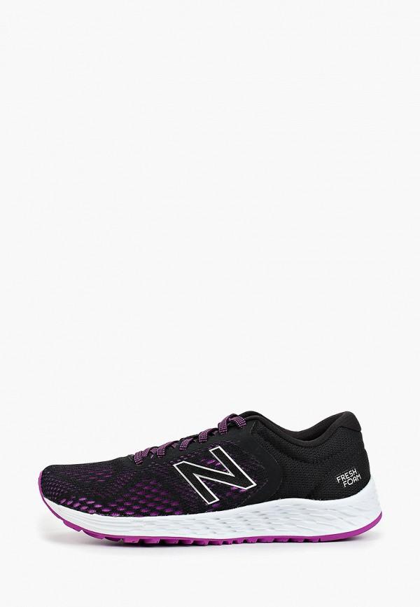 New Balance | фиолетовый Женские фиолетовые кроссовки New Balance резина | Clouty