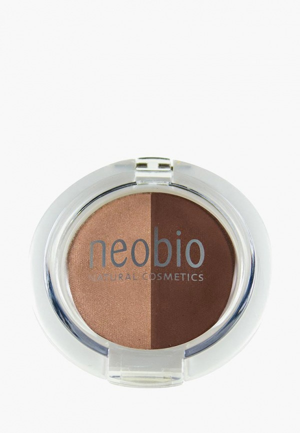 Neobio   коричневый Коричневые тени для век Neobio   Clouty