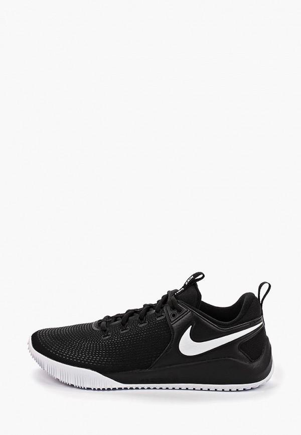 NIKE | черный Мужские черные кроссовки NIKE резина | Clouty