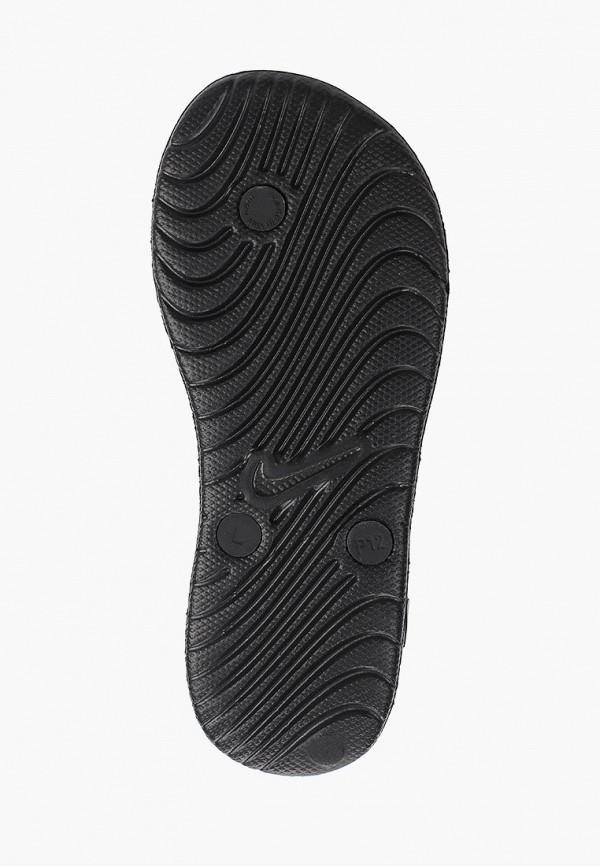 NIKE | черный Сланцы Nike | Clouty