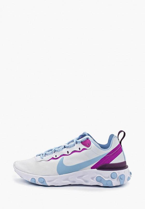NIKE | белый Кроссовки Nike | Clouty