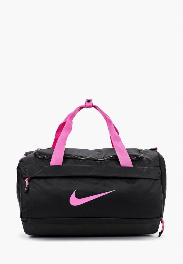 NIKE | черный Черная спортивная сумка NIKE для девочек | Clouty