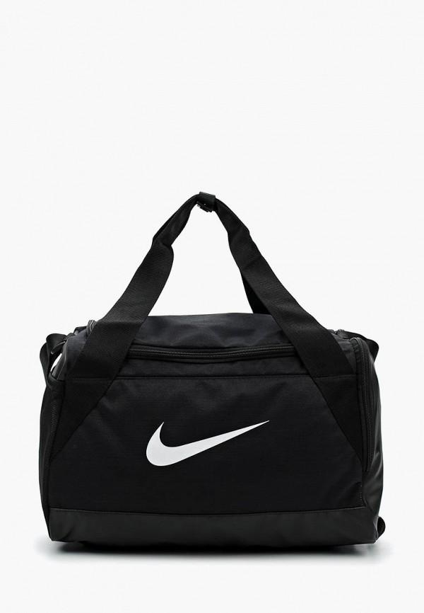 NIKE | черный Черная спортивная сумка NIKE | Clouty