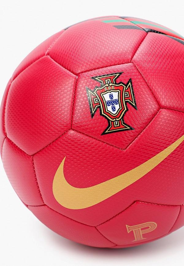 NIKE | Красный мяч футбольный NIKE | Clouty