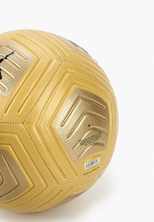 NIKE | золотой Мяч футбольный Nike | Clouty