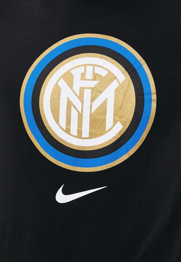 NIKE | черный Футболка Nike | Clouty