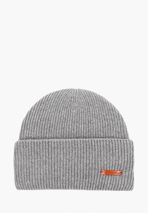 Noryalli | серый Женская зимняя серая шапка Noryalli | Clouty