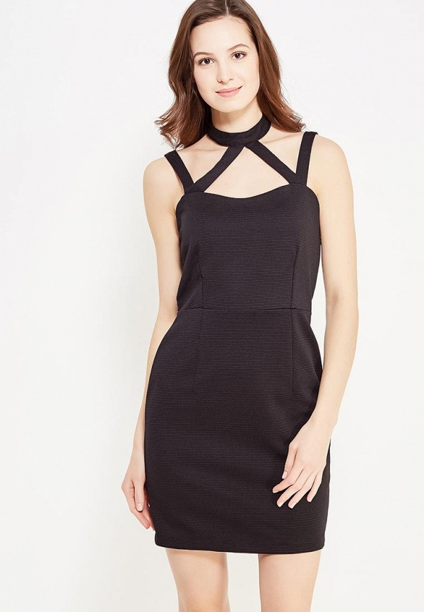 Noisy May | черный Платье | Clouty
