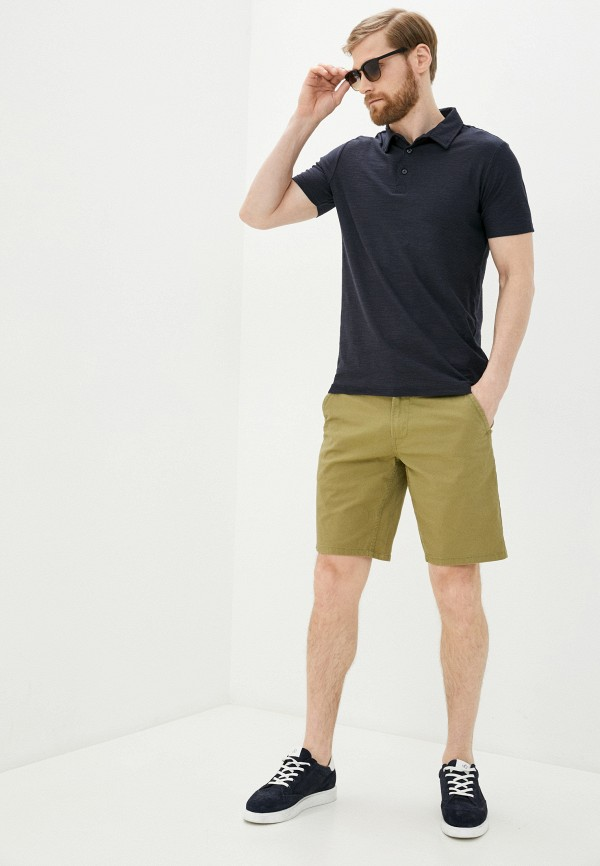 Only & Sons | хаки Мужские шорты Only & Sons | Clouty