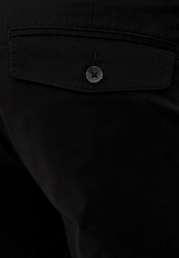Only & Sons   черный Мужские черные шорты Only & Sons   Clouty