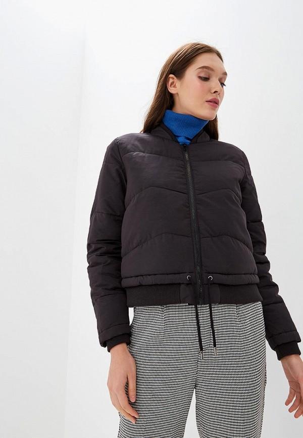 Only | черный Куртка утепленная | Clouty