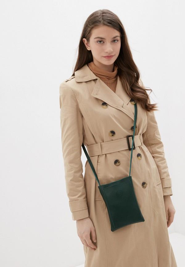 Ors Oro   зеленый Женская зеленая сумка Ors Oro   Clouty