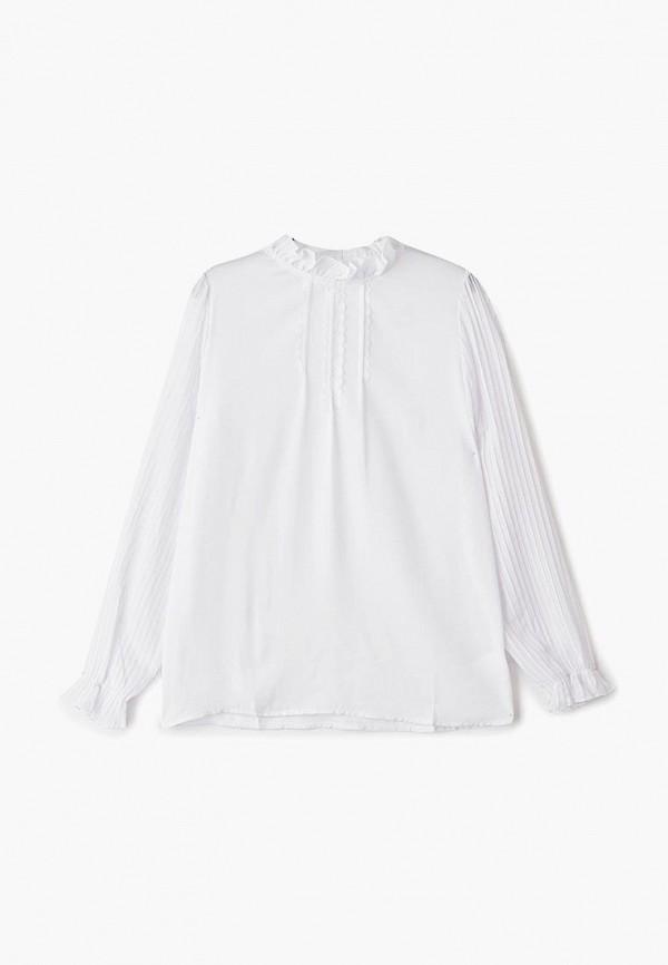 Orby | белый Белая блуза Orby для девочек | Clouty