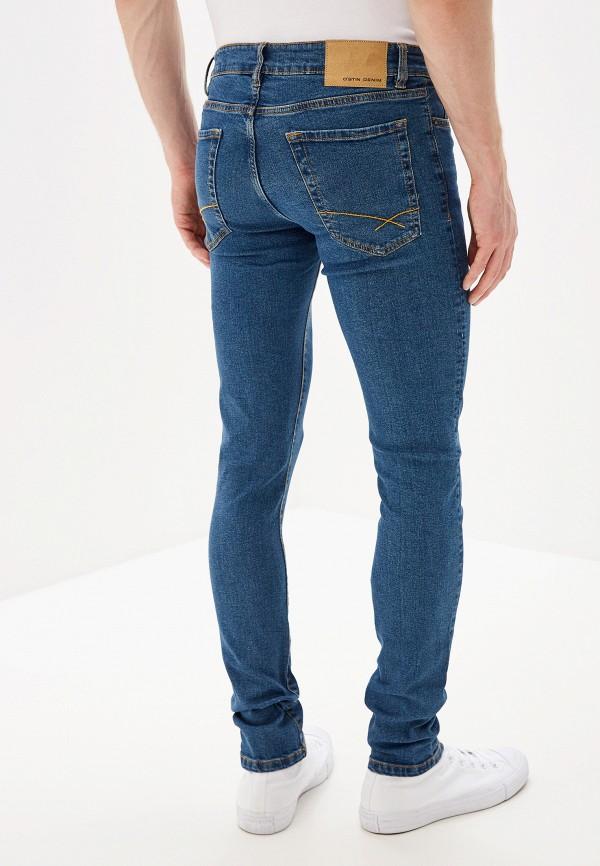 O'STIN | синий Мужские синие джинсы O'STIN | Clouty