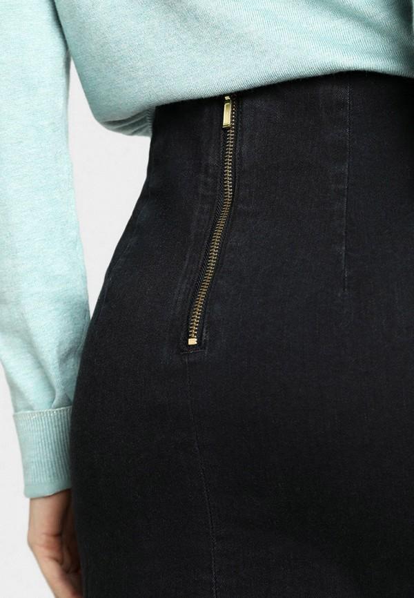 O'STIN   черный Черная юбка O'STIN   Clouty