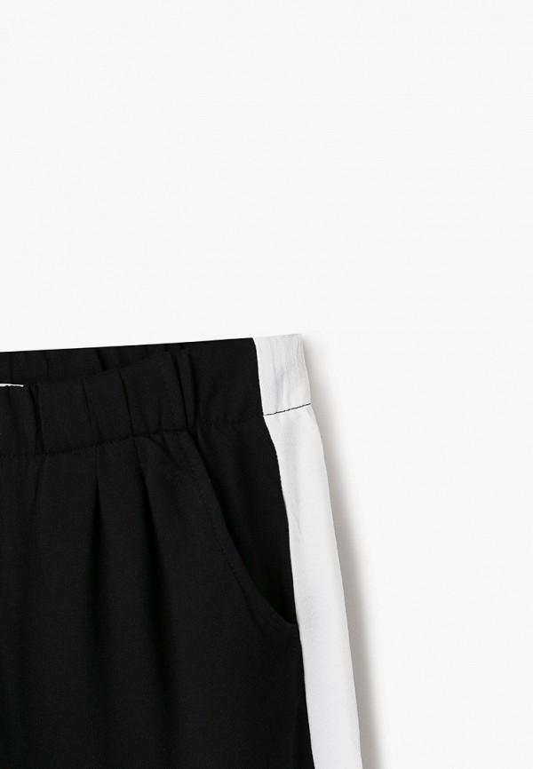 Ovs   черный Черные спортивные брюки Ovs для девочек   Clouty