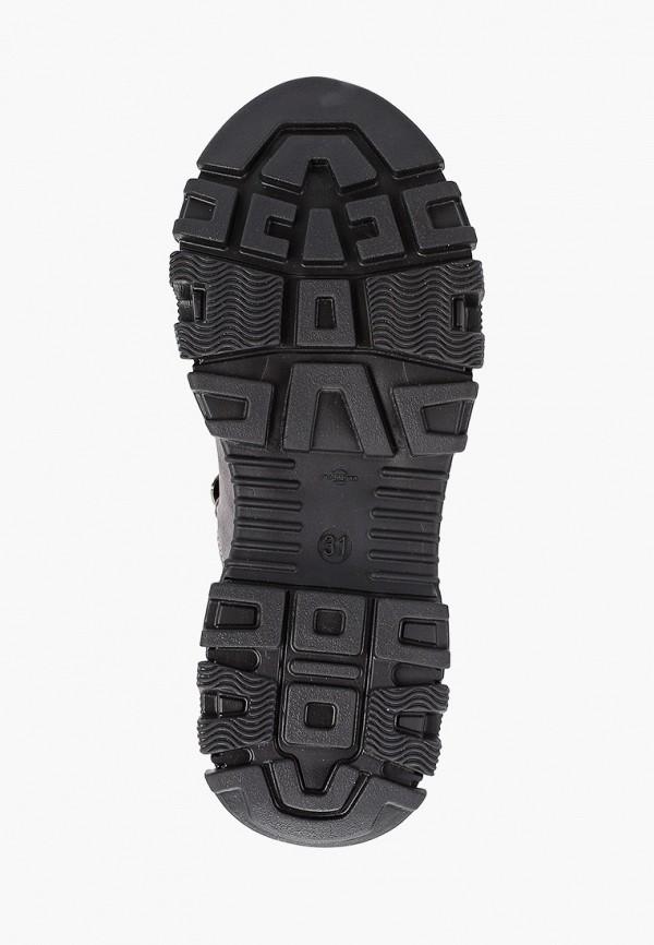 Pablosky | серый Серые ботинки Pablosky термопластиковая резина для мальчиков | Clouty