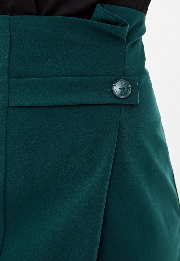 Patrizia Pepe   зеленый Зеленая юбка Patrizia Pepe   Clouty