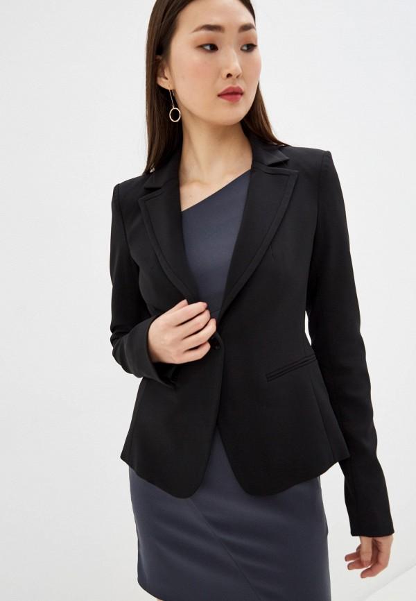 Patrizia Pepe | Женский черный пиджак Patrizia Pepe | Clouty