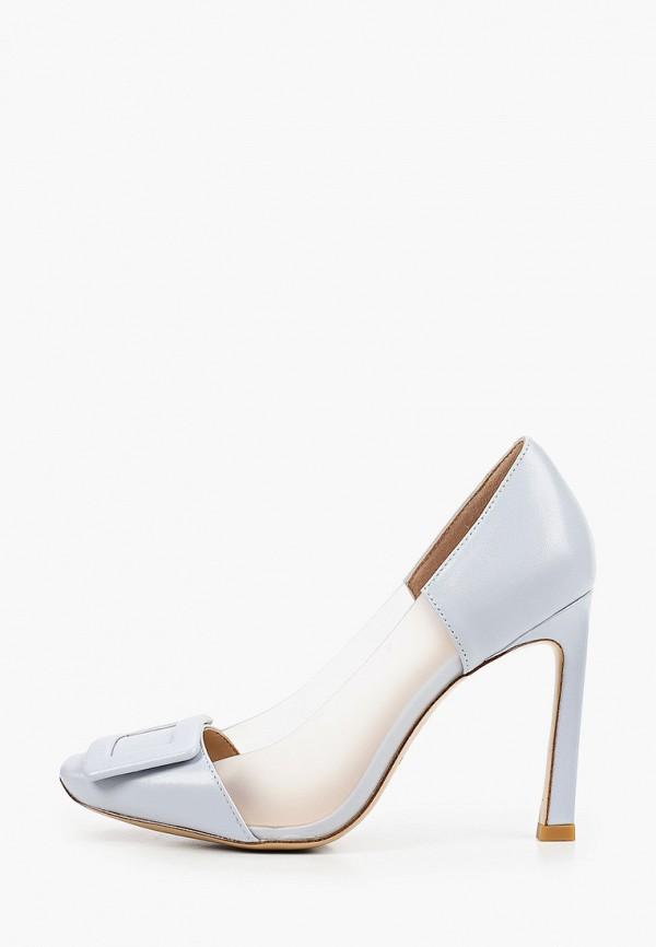Paolo Conte | голубой Женские голубые туфли Paolo Conte искусственный материал | Clouty