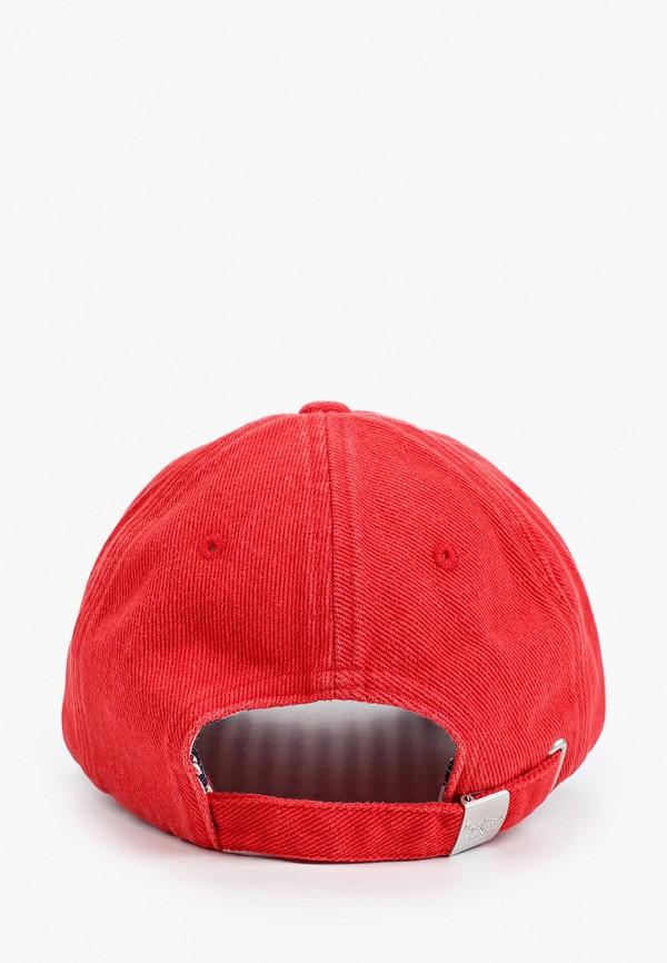 Pepe Jeans | красный Красная бейсболка Pepe Jeans для мальчиков | Clouty