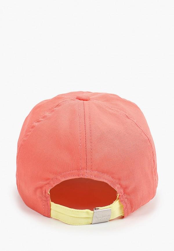 Pepe Jeans | розовый Розовая бейсболка Pepe Jeans для девочек | Clouty