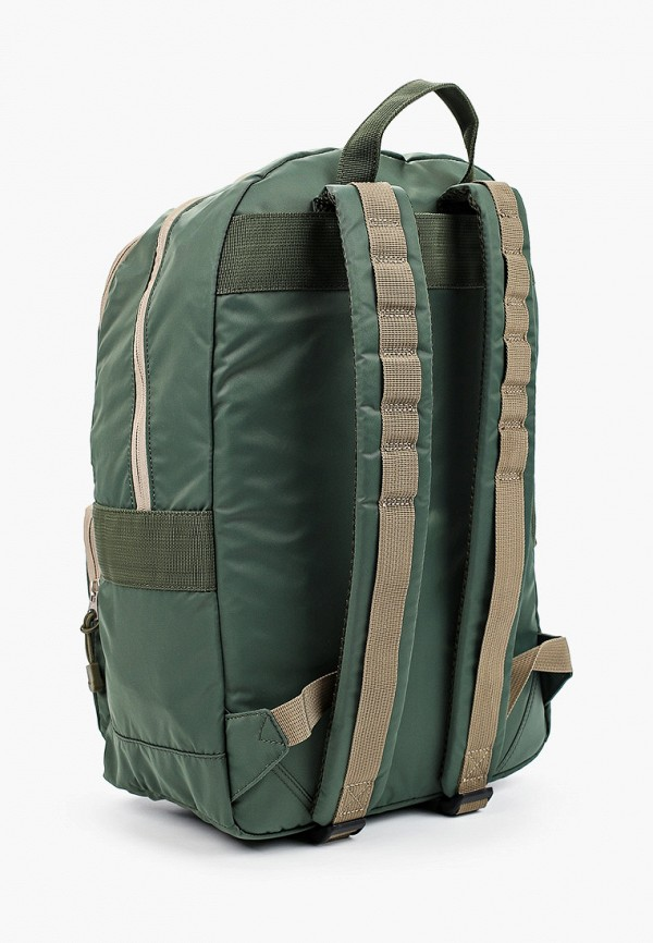 Pepe Jeans | Мужской зеленый рюкзак Pepe Jeans | Clouty