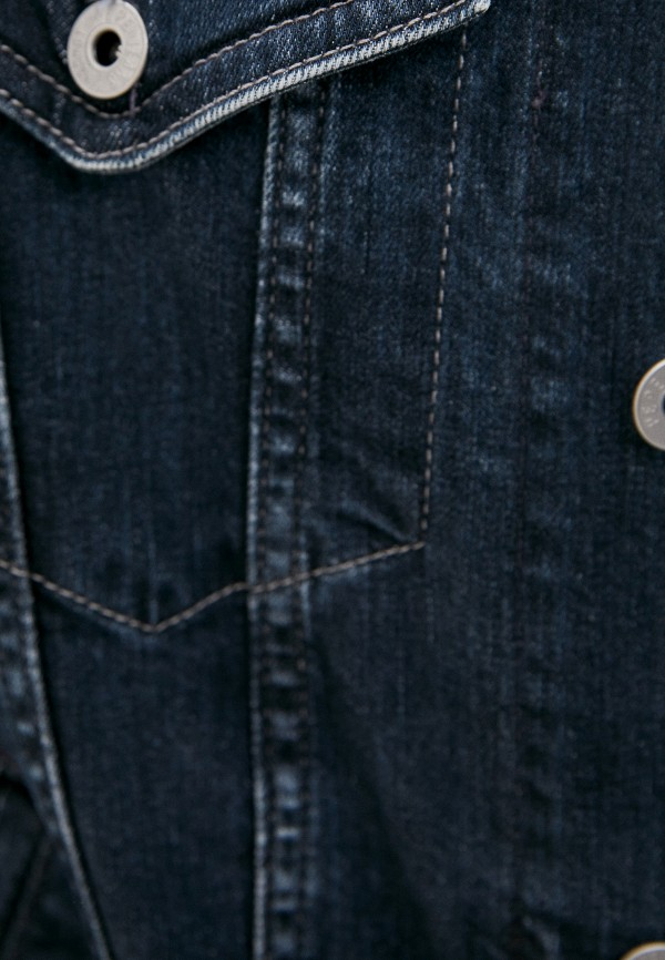 Pepe Jeans | синий Куртка джинсовая Pepe Jeans | Clouty