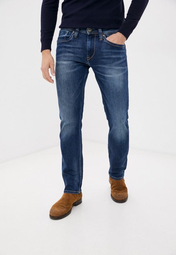 Pepe Jeans | синий Джинсы Pepe Jeans | Clouty