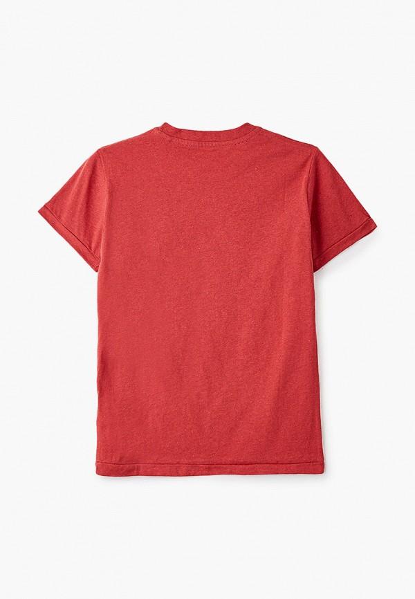Pepe Jeans | красный Красная футболка Pepe Jeans для мальчиков | Clouty