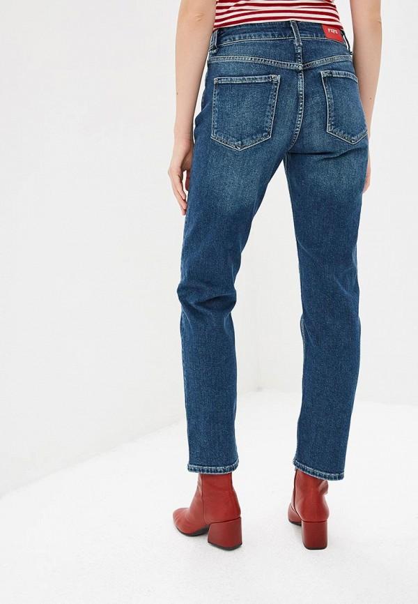 Pepe Jeans   синий Женские синие джинсы Pepe Jeans   Clouty