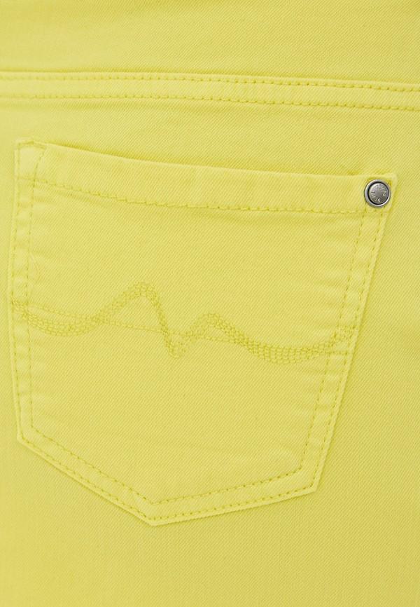 Pepe Jeans | желтый Желтая джинсовая юбка Pepe Jeans | Clouty