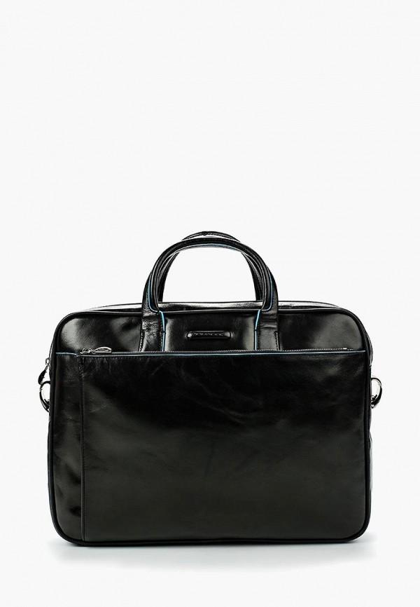 Piquadro | черный Мужская черная сумка Piquadro | Clouty