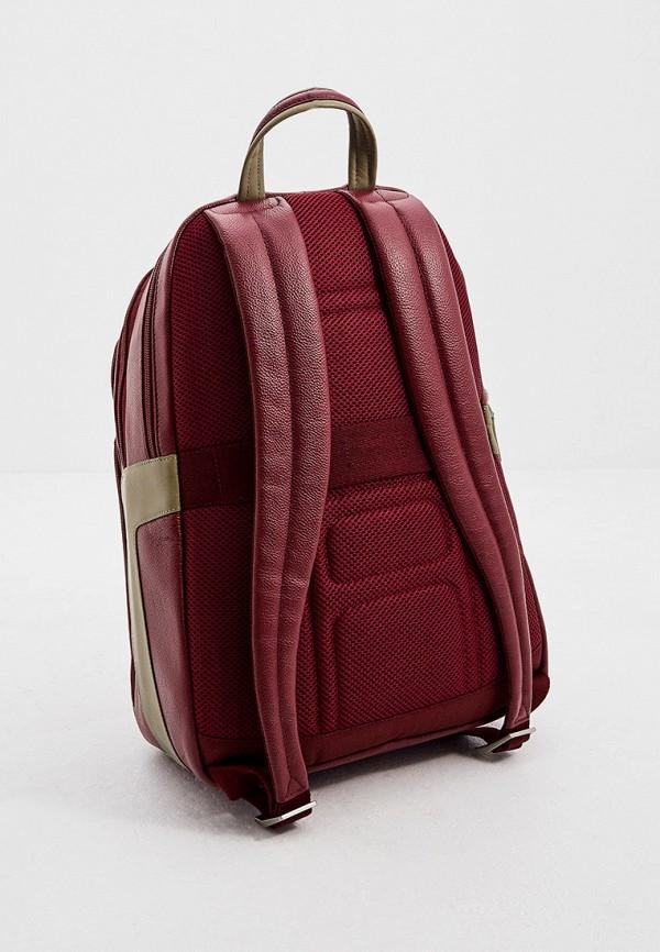 Piquadro | Мужской бордовый рюкзак Piquadro | Clouty