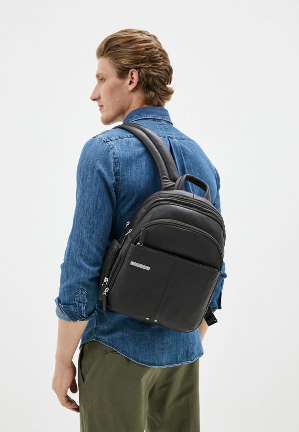 Piquadro | Мужской коричневый рюкзак Piquadro | Clouty