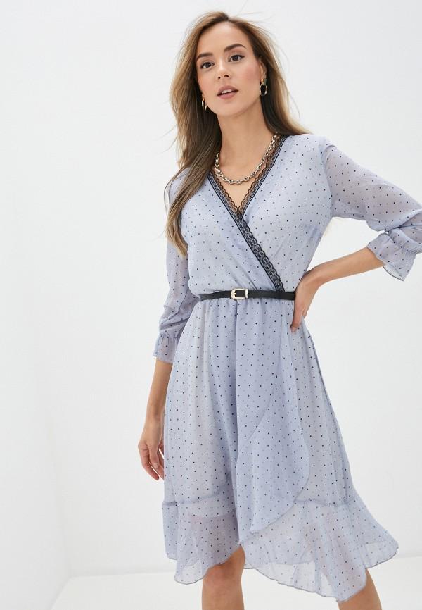 Pink Summer | голубой Платье Pink Summer | Clouty