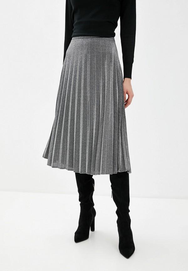 Pimkie   серый Женская серая юбка Pimkie   Clouty