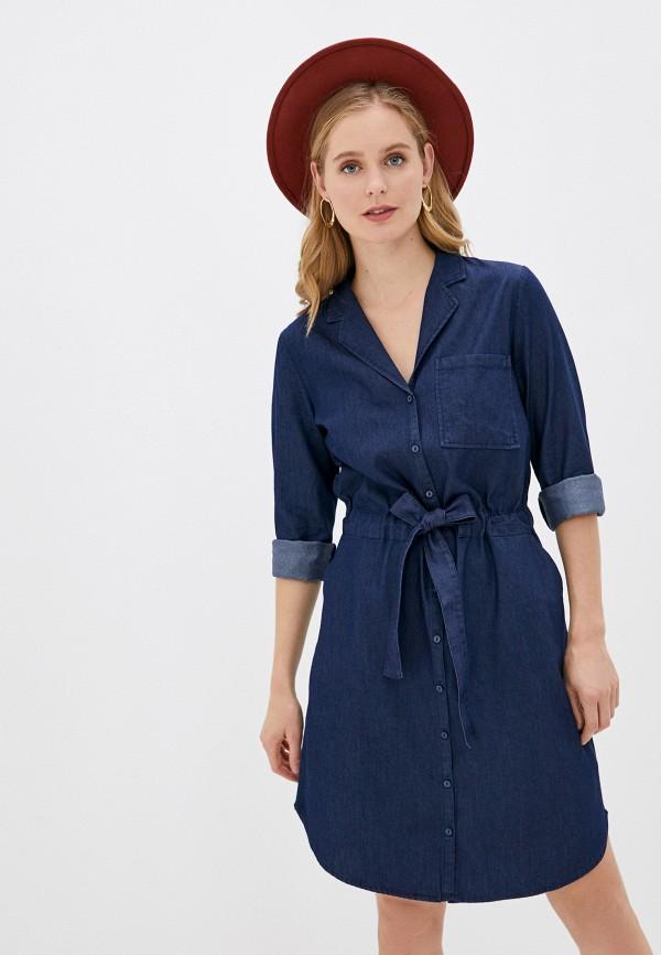 Pimkie | синий Платье джинсовое Pimkie | Clouty