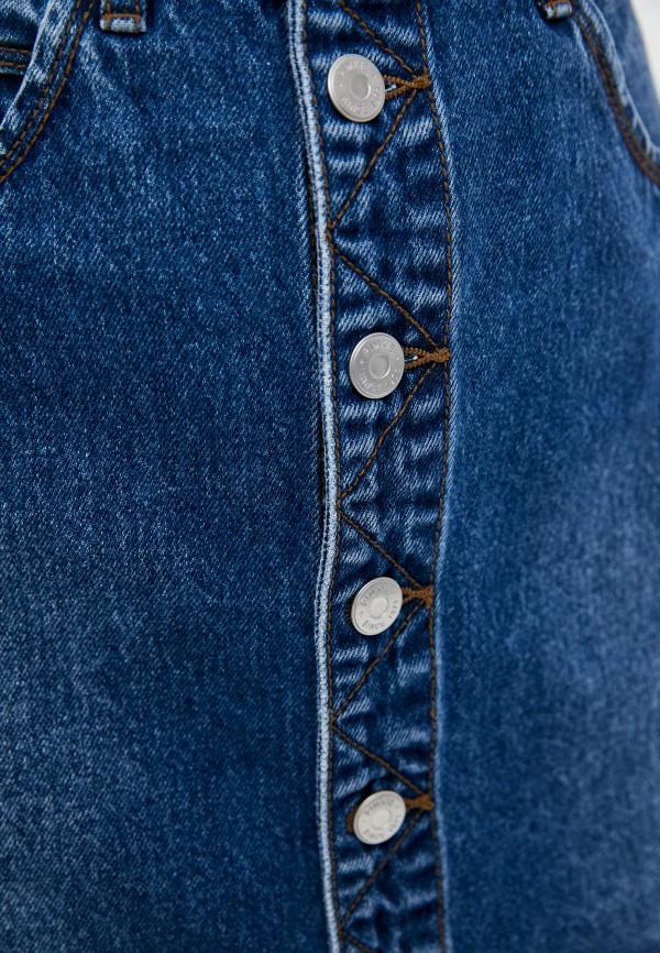 Pimkie | синий Юбка джинсовая Pimkie | Clouty