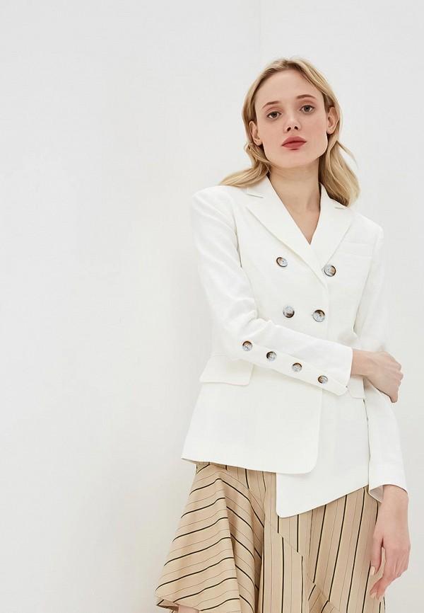 PINKO | Женский белый пиджак PINKO | Clouty